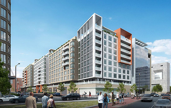 From Luxury Hotels to Affordable Housing: The Development on Tap for Mount Vernon Triangle/Chinatown: Figure 3