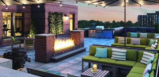 Experience the Best of Indoor-Outdoor Living in Downtown Bethesda: Figure 3