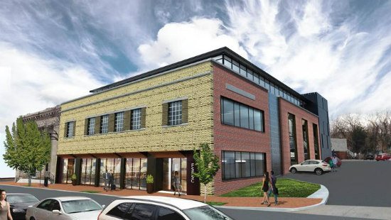 Busboys and Poets in Anacostia May Not Open Until 2018: Figure 1