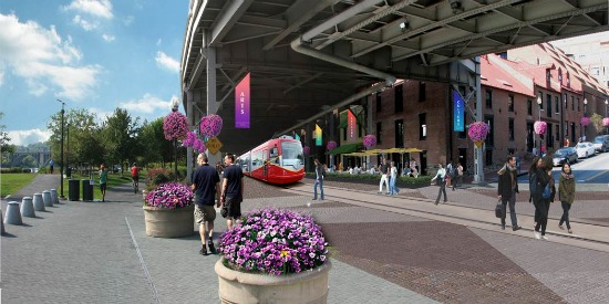 The Plan To Expand DC's Streetcar to Georgetown: Figure 1