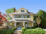 The 8-Year Path of Cleveland Park Home Prices