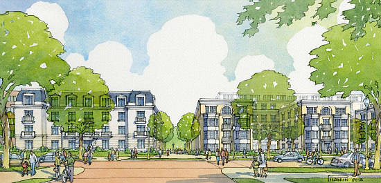The Approximately 2,000 Units Planned For Tenleytown/AU Park: Figure 2