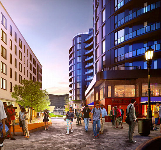 The Largest Development on the Boards For Union Market Looks to Move Forward: Figure 2
