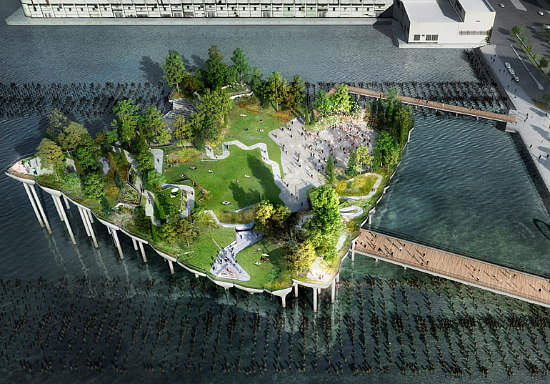 New York's Floating Public Park May Not Move Forward: Figure 1
