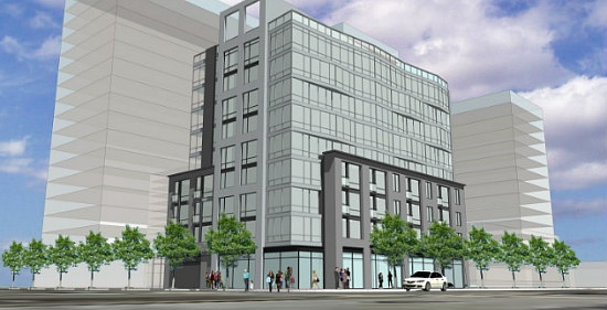 Bethesda Steamers Seafood Site Slated For 58 Residences: Figure 1