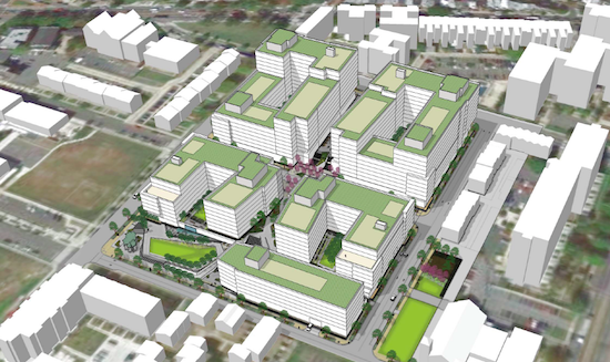 The Development Planned Around Bloomingdale and Truxton Circle: Figure 5