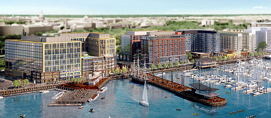 The 3,500 Units on the Boards for the Southwest Waterfront: Figure 2