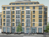 PN Hoffman Files Plans For 60-Unit Project at Adams Morgan's Central Intersection
