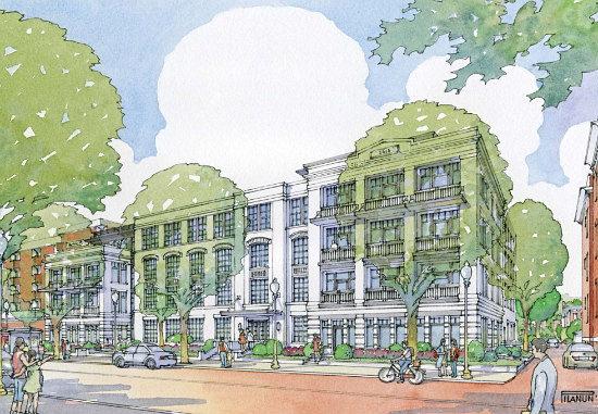 Four Stories and 42 Condos Proposed For Capitol Hill Site: Figure 2