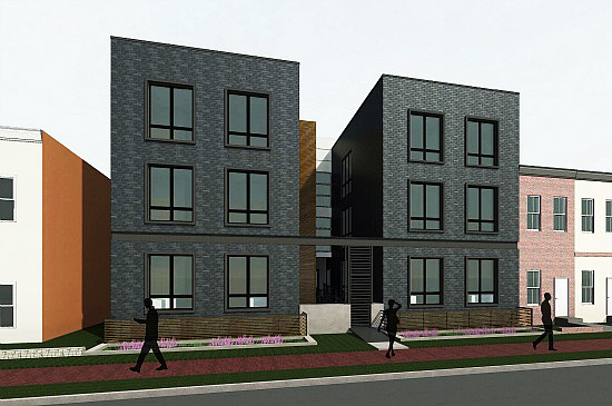 Why a New Trinidad Apartment Building Will Only Have Five-Bedroom Units: Figure 1