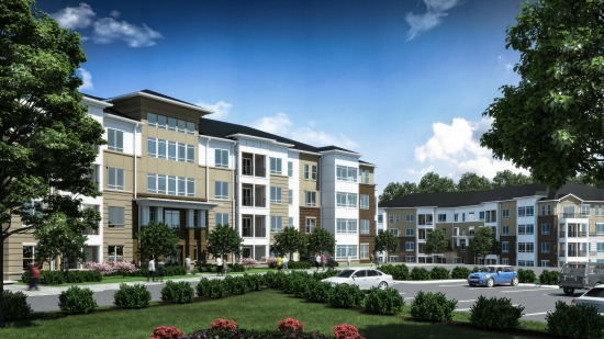 Attend the Grand Opening of Fairfax's Luxury Condo The Enclave: Figure 1