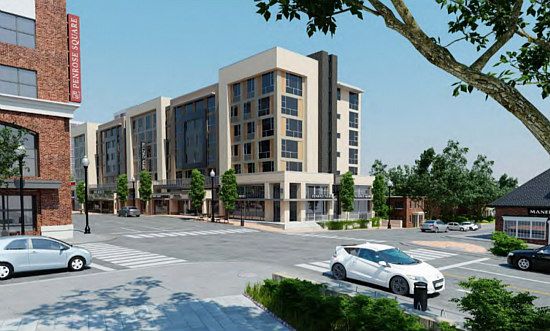Two Large Condo Developments Approved By Arlington Board: Figure 2