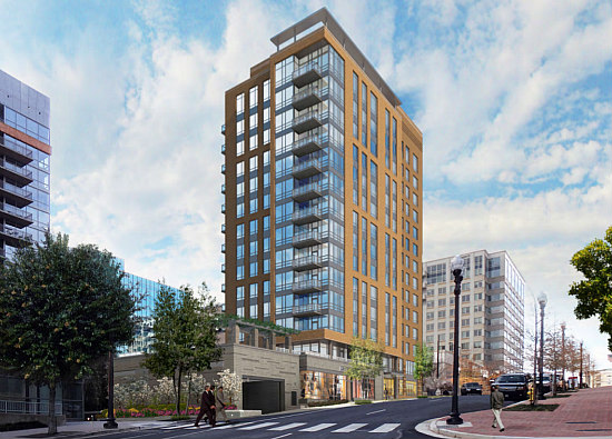 Two Large Condo Developments Approved By Arlington Board: Figure 1