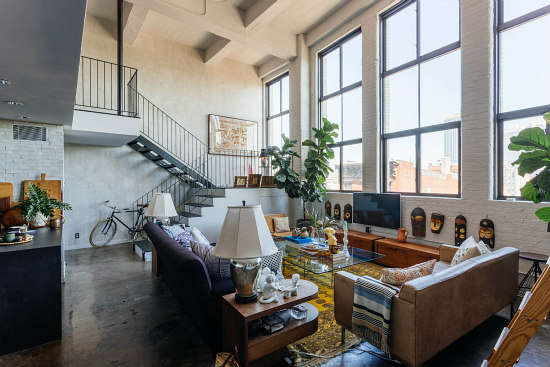 This Week's Find: A Renovated Factory Loft in Williamsburg: Figure 2