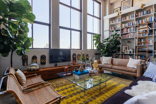 This Week's Find: A Renovated Factory Loft in Williamsburg: Figure 1