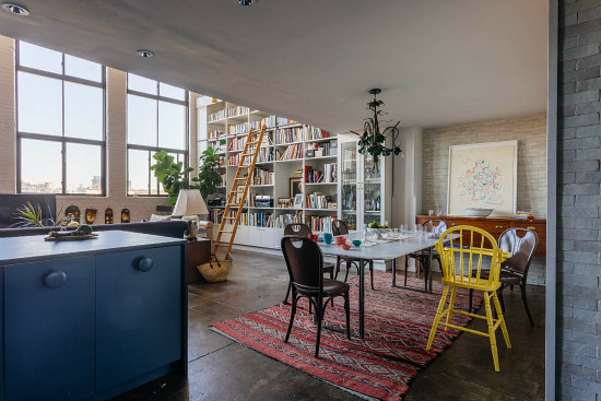 This Week's Find: A Renovated Factory Loft in Williamsburg: Figure 6