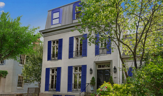$14 Million: Georgetown's Taft Mansion Becomes DC's Most Expensive Home: Figure 1