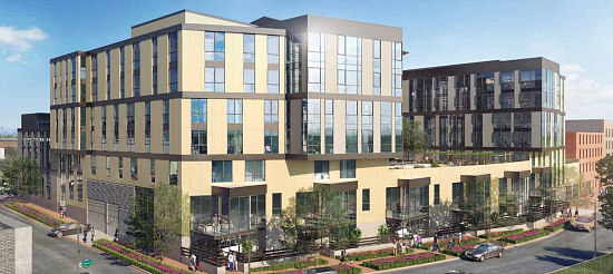 The 3,200 Residential Units Planned for Anacostia: Figure 4