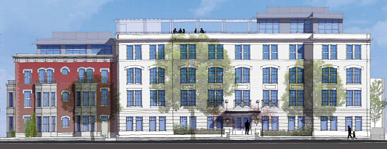 Design Updates For 42-Unit Condo Project on the Boards for Capitol Hill: Figure 2