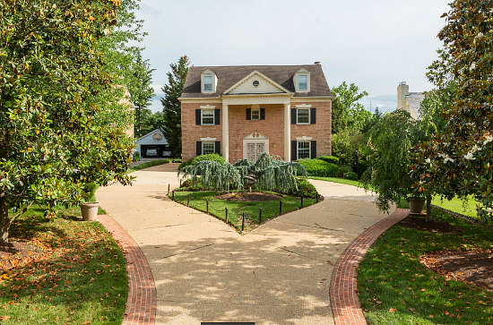 UDC's Presidential Residence Hits the Market: Figure 1