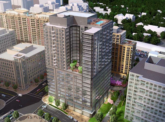Arlington Approves Two, 22-Story Developments Over the Weekend: Figure 1
