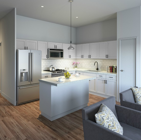Sales Begin for 20 Brand New Condos in the Heart of Petworth: Figure 1