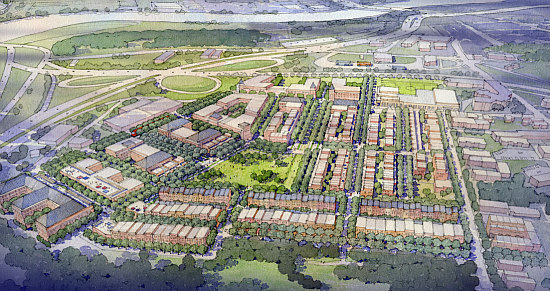 The 3,200 Residential Units Planned for Anacostia: Figure 7