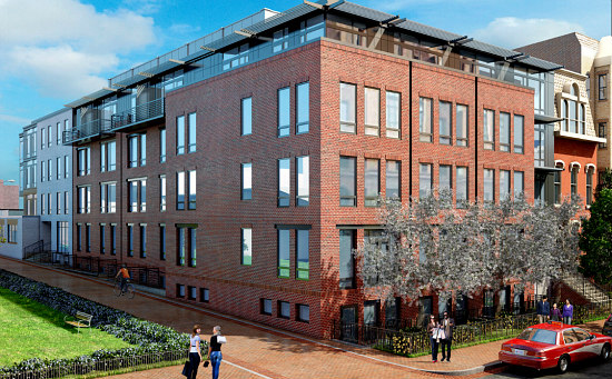 Blagden Alley Micro Units, Now With Parking, Get Green Light: Figure 1