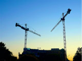 29 and Counting: DC's Crane Tally