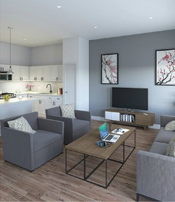 Sales Begin for 20 Brand New Condos in the Heart of Petworth: Figure 2