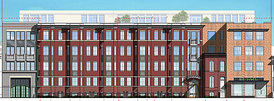 The 1,267 Units Headed for Capitol Hill and Hill East: Figure 4