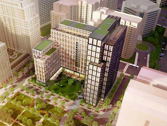 Arlington Approves Two, 22-Story Developments Over the Weekend: Figure 2