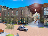 440 Residential Units Now Planned For Ivy City's New City