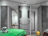 The Apartment Designed As An Ode to Star Wars