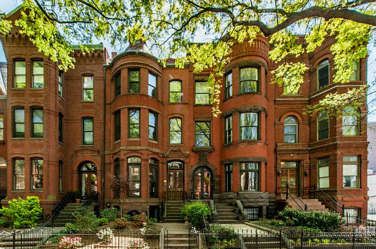 Logan Circle Market on Cruise Control as Median Prices Approach $700,000: Figure 1