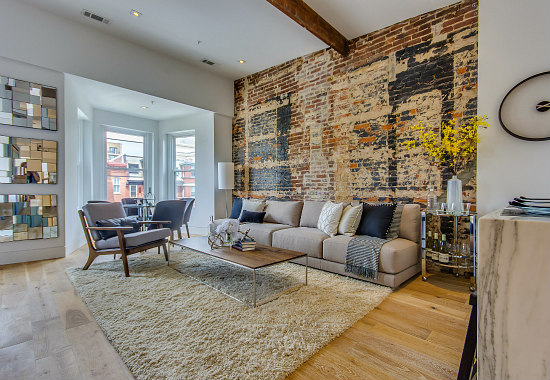 Best New Listings: Indoor/Outdoor Living in Logan Circle, Shaw and Georgetown: Figure 1