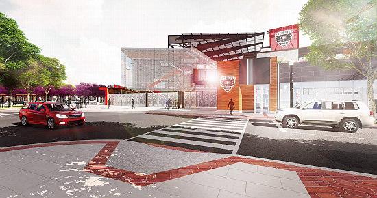 The Evolving Design of the New DC United Stadium: Figure 6