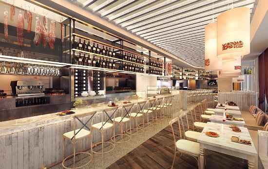 Renderings Reveal Fabio Trabocchi's New Restaurant in Van Ness: Figure 2