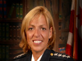 DC Police Chief Cathy Lanier To Step Down
