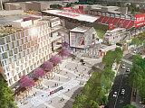 The Evolving Design of the New DC United Stadium