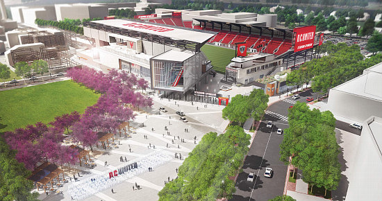 The Evolving Design of the New DC United Stadium: Figure 8