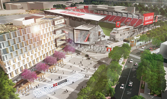 The Evolving Design of the New DC United Stadium: Figure 9