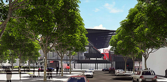 The Evolving Design of the New DC United Stadium: Figure 5