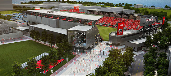 The Evolving Design of the New DC United Stadium: Figure 7