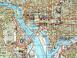 The Nation's Capital, Courtesy of Cold War Cartography