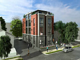 46 Units Will Replace Capitol Hill Church and Adjacent Rowhouses