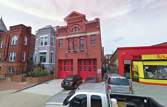 From Restaurants to Residences, The Converted Firehouses of DC: Figure 2