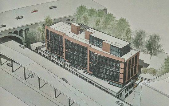Exclusive: A 54-Unit Condo Project Planned For Georgetown's Water Street: Figure 1