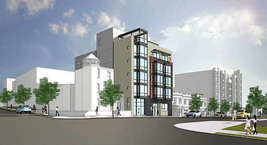 The 850 Units Coming to Petworth and Park View: Figure 13