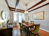 Best New Listings: A Traditional Rowhouse and Non-Traditional Condos